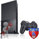 reparation playstation 2 slim Cergy