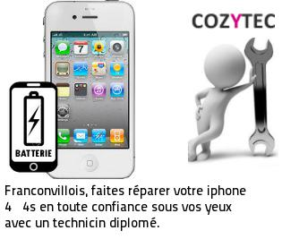 Reparation Iphone Franconville